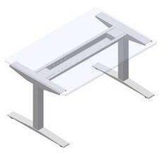 Электрически регулируемое по высоте основание под стол ELS3