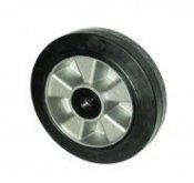 B1 - Черная эластичная резина или серая резина, алюминиевый обод, 2-х рядный шариковый подшипник
