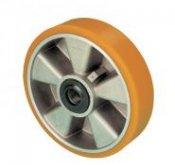 B3 - Полиуретановый контактный слой (шина), алюминиевый обод, 2-х рядный шариковый подшипник