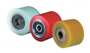 Подвилочные колеса для гидравлических тележек