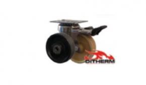 Новые разработки в жаростойкой серии колес STW