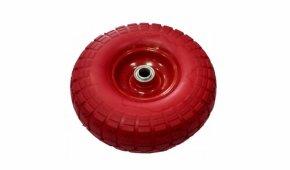 Колеса и ролики с контактным слоем из высококачественной жаростойкой резины для работы при температуре до +260°С